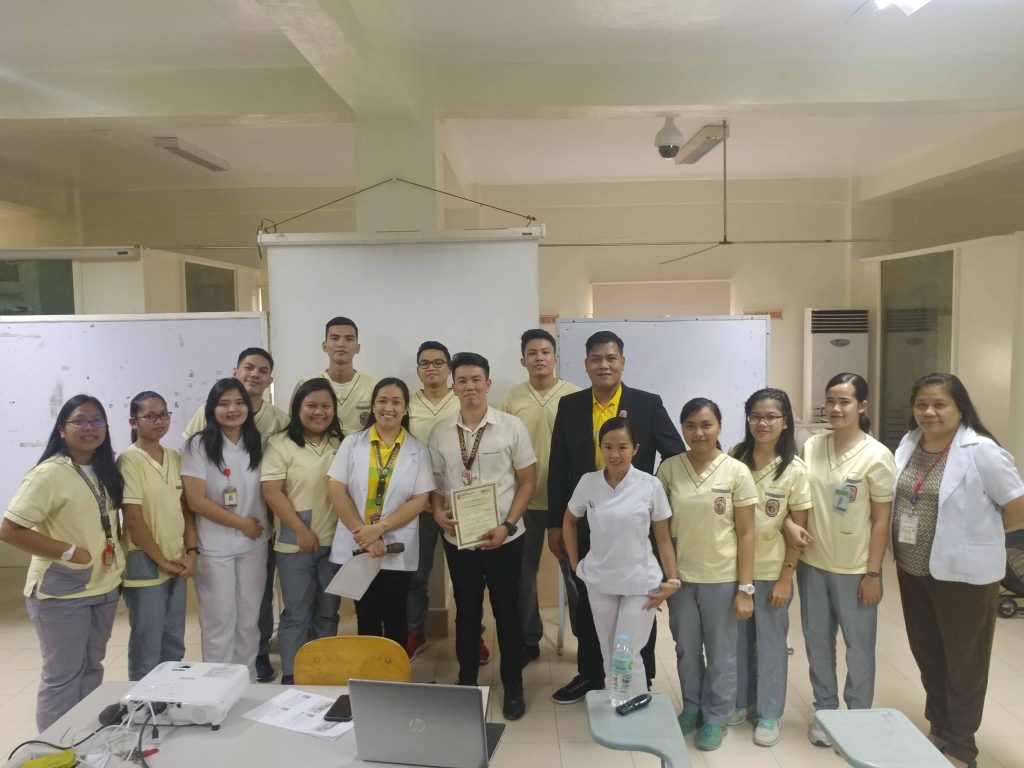 BS in Radiologic Technology | University of Perpetual Help
