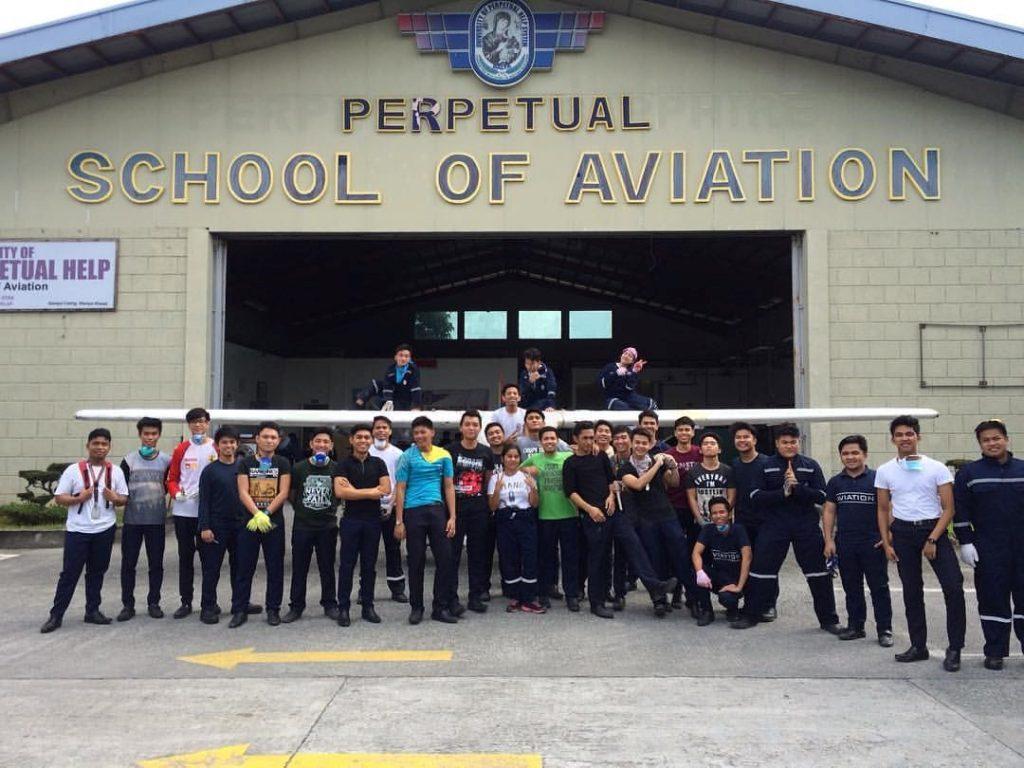 Aircraft Maintenance Technology University Of Perpetual Help System Dalta