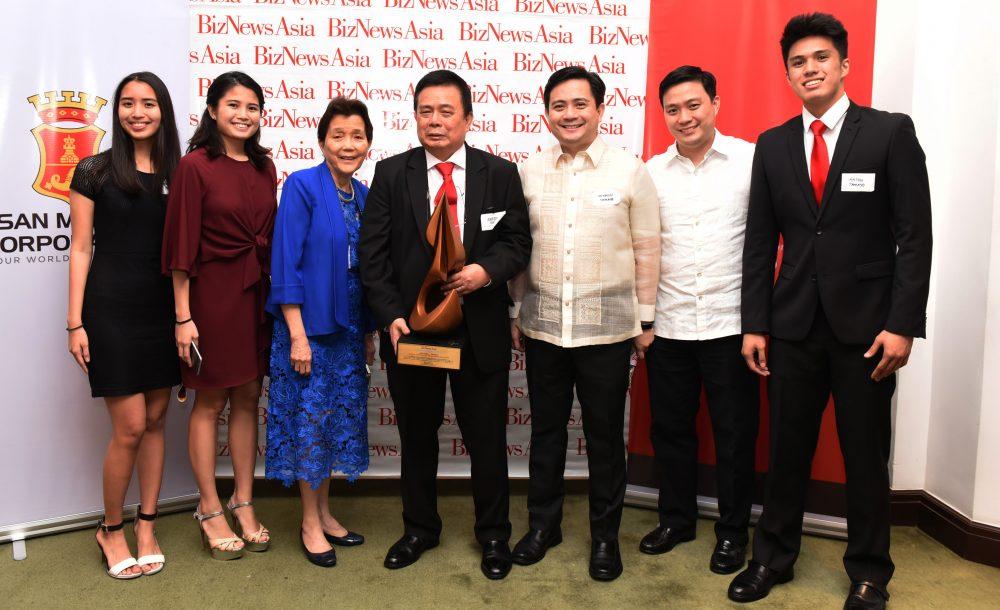 BizNews Asia 2018 Excellence Awardee