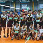 Junior Altas Spikers grabs Back to Back IVL Plum