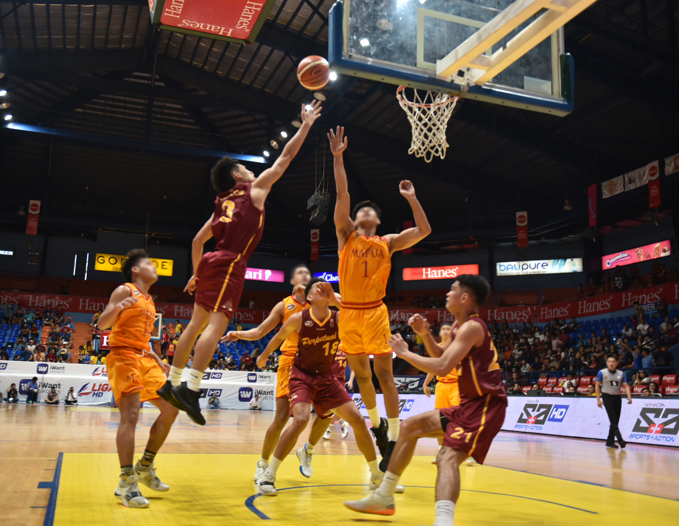 ALTAS sealed first win!