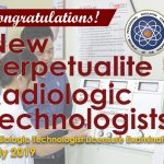 2019 New Perpetualite Radiologic Technologists