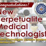 2019 Perpetualite Medical Technologists