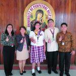 Congrats, Lilia Yesha Mari T. Delos Reyes