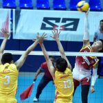 Altas Spikers wallops SSCR Stags for 2nd win