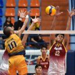Junior Altas spikers weakens Light Bombers