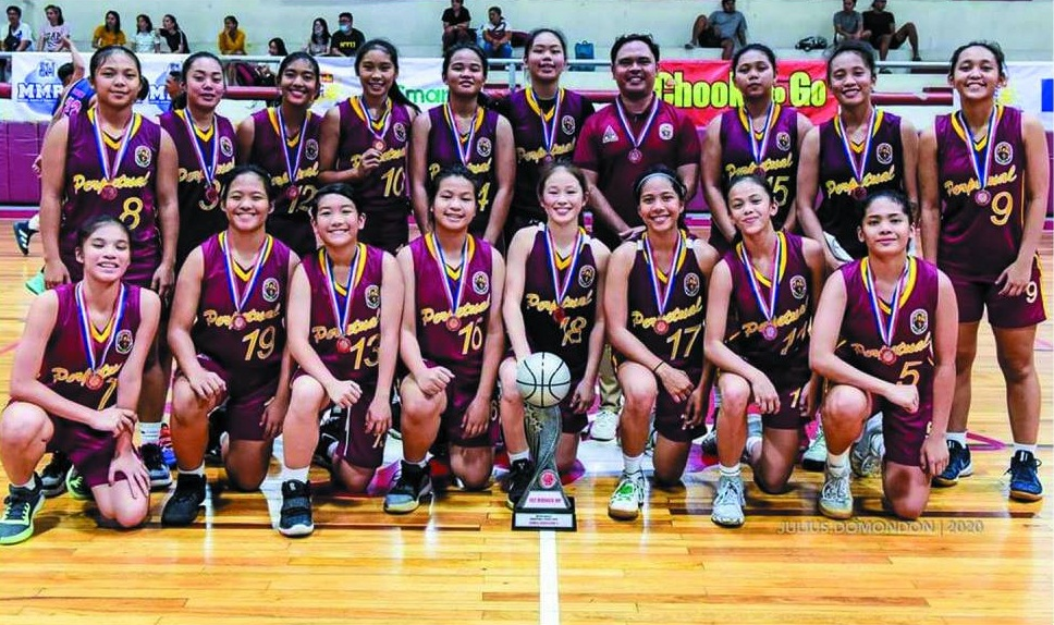 ALTAS Girls Basketball Team