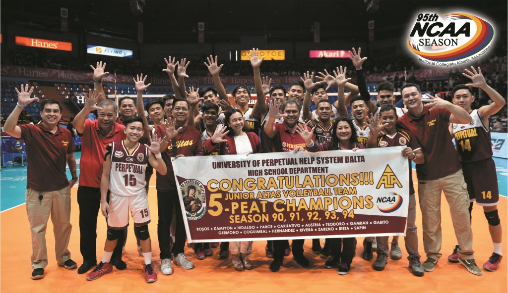 ALTAS Junior Volley Champs 2020