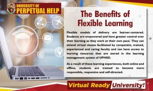 Benefits of Flexible Learning