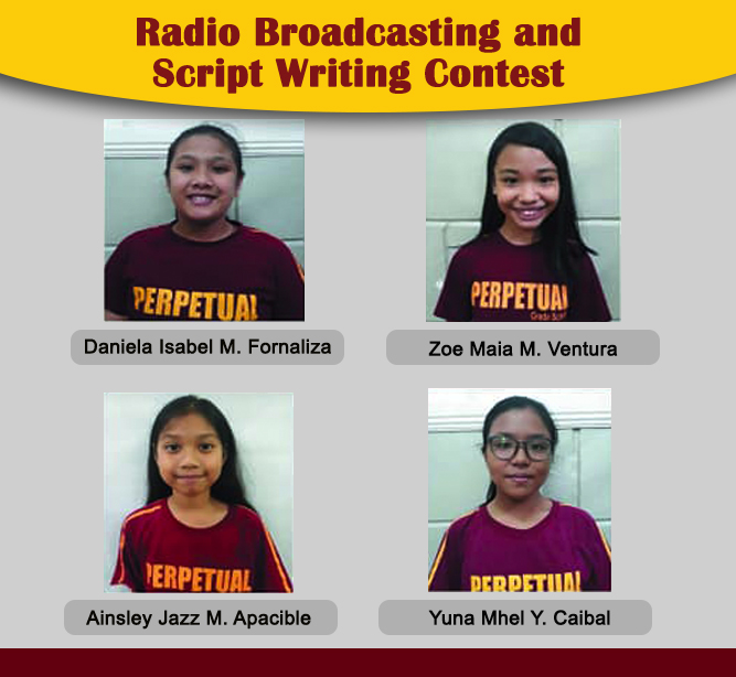 Radio Broadcasting and Script writing contest