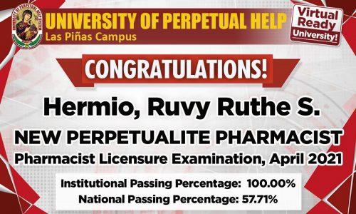 New Perpeptualite Pharmacists