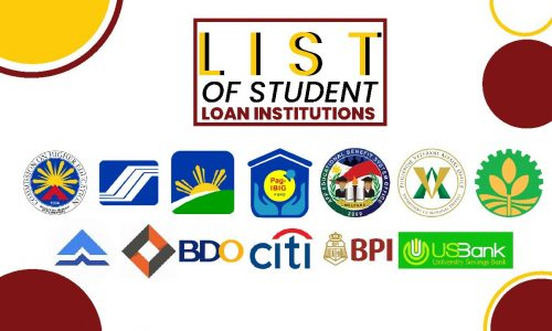 student loan institutions