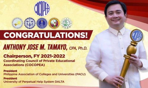 Chairperson FY 2021-2022